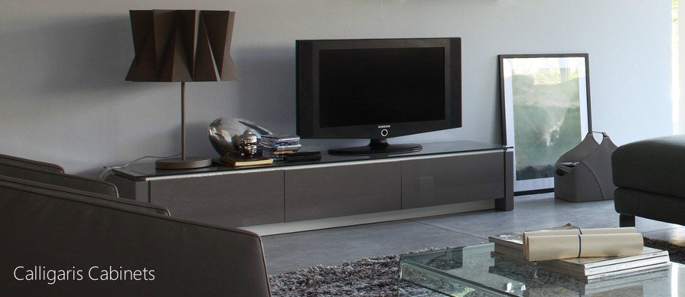 Calligaris Cabinets | Living Room Furniture | Tv storage ...
