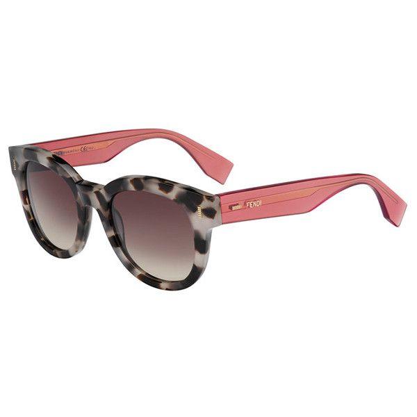 FF 0026/S Womens Sunglasses Fendi NjgbRP