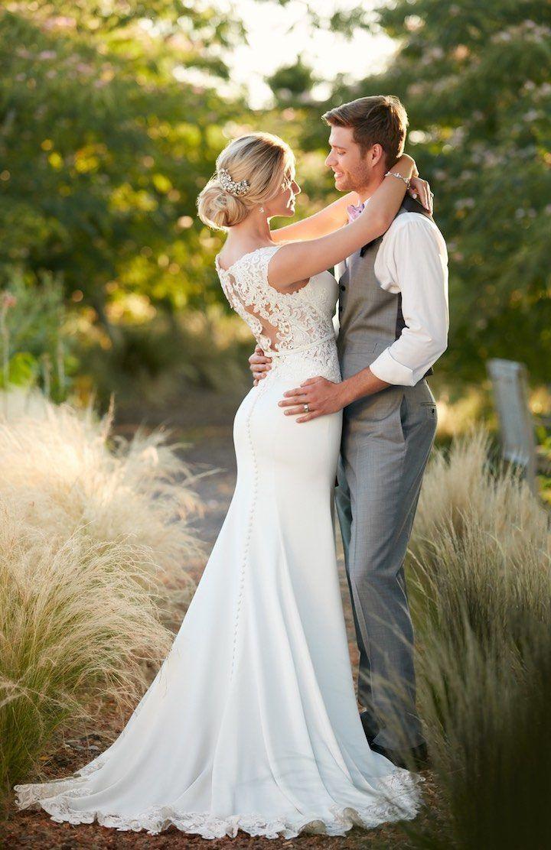 Essense of Australia Knows How To Make A Bride Swoon   Wedding dress ...