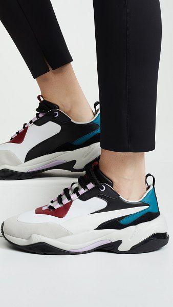 Puma Thunder Rive Doite Sneakers | Spor ayakabılar, 2019
