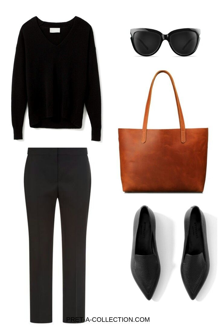 Versatility of a brown leather. #minimal#style#minimalist#simplicity#ootd#black#howtostyle#howtowear#over40#over50#capsulewardrobe#outfit#inspiration#travel#classic#casual#workoutfit#leatherbag#totebag#brownbag#handmade#sweater#allyearround#summer#spring#autumn#fall #travelwardrobesummer