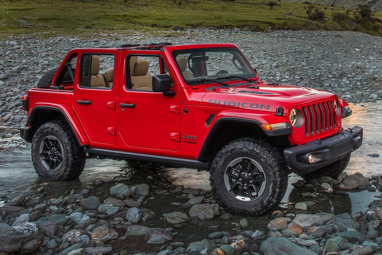 Jeep Wrangler Rubicon Priced At Inr 68 94 Lakh In India In 2020