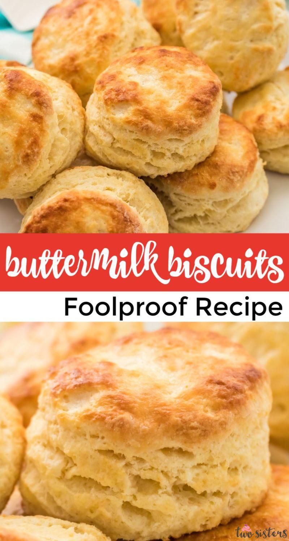 Buttermilk Biscuits Recipe In 2020 Fool Proof Recipes Recipes Buttermilk Biscuits