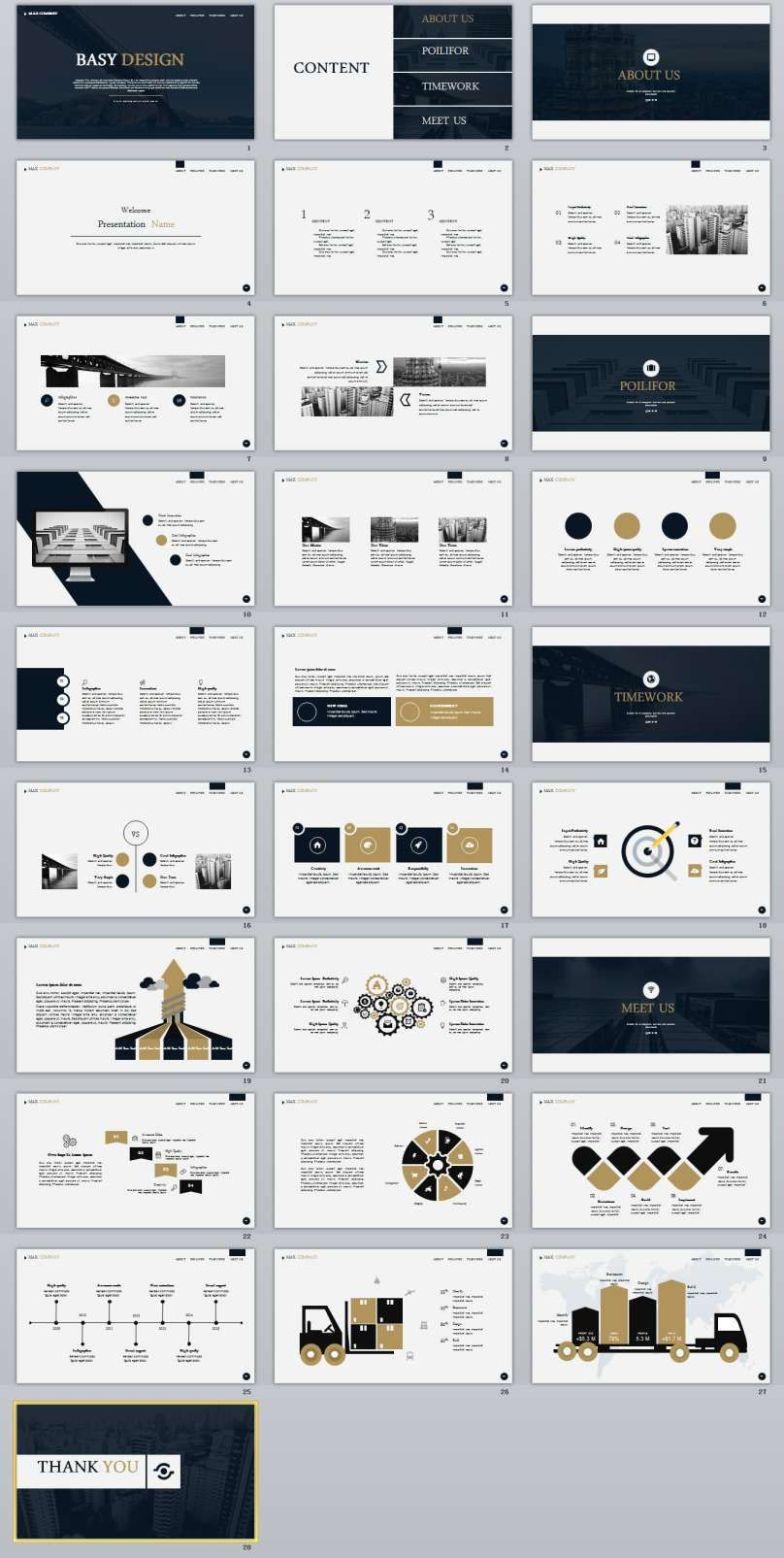 28+ 2018 Best business PowerPoint templates   The highest quality ...