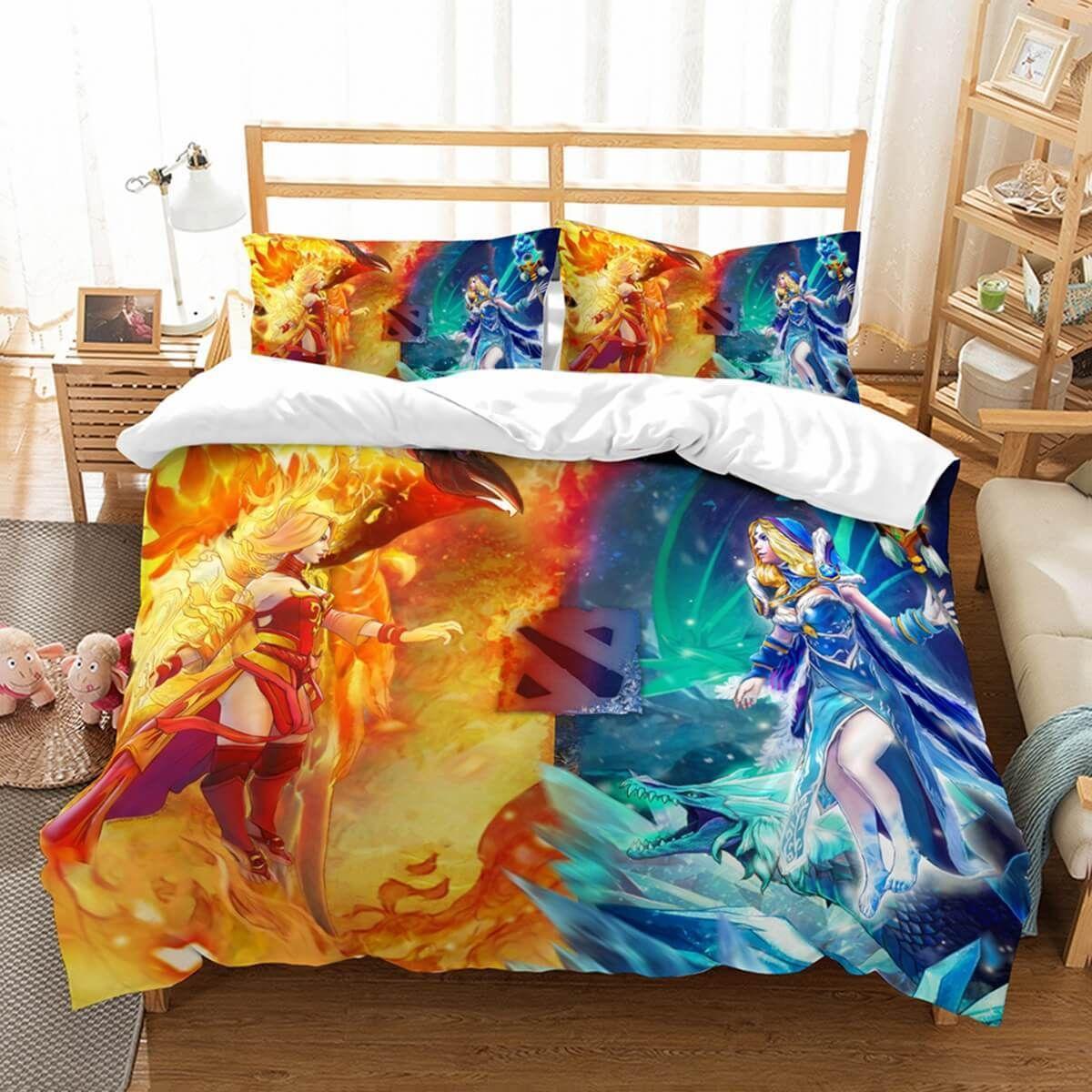 1 3d Personalized Customized Bedding Sets Duvet Cover Bedroom Sets Bedset Bedlinen In 2021 Duvet Bedding Sets Bed Linens Luxury Bedding Sets