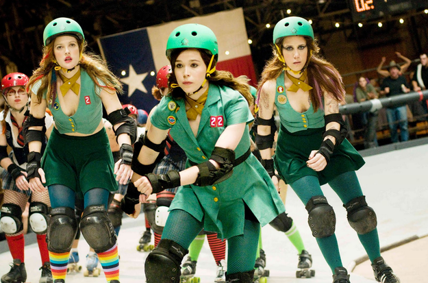 Whip It (2009) (With images) Roller derby girls, Derby