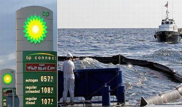 BP pagará la mayor multa de la historia de EE.UU. por derrame de crudo