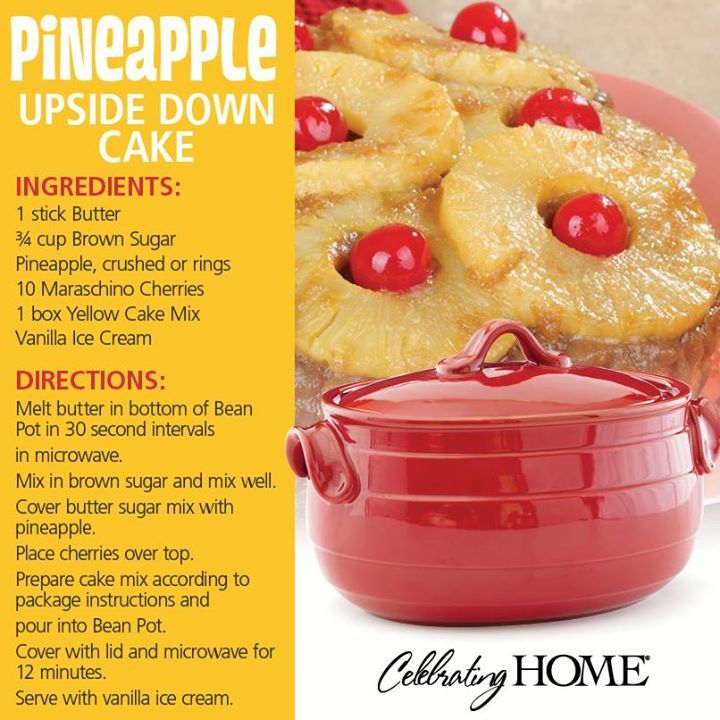 Love this one! so easy and so yummy!  check out my site www.celebratinghome.com/sites/cindymorton
