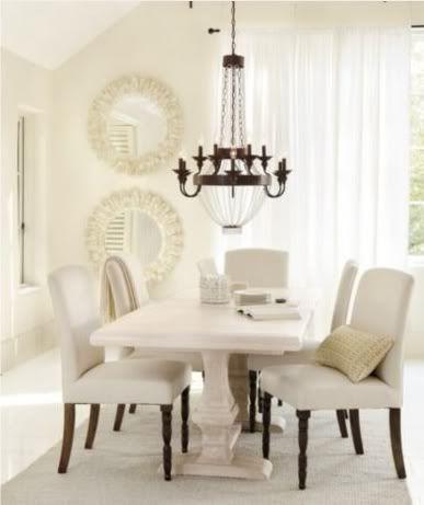 ballard designs | Elegant dining room, Dining table