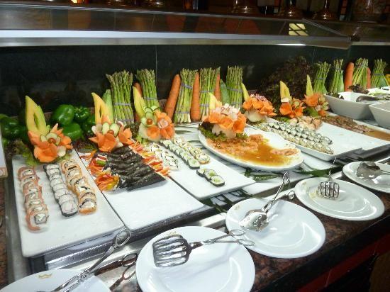 Riu Caribe Asian Restaurant Riu Caribe Riu Caribe Cancun