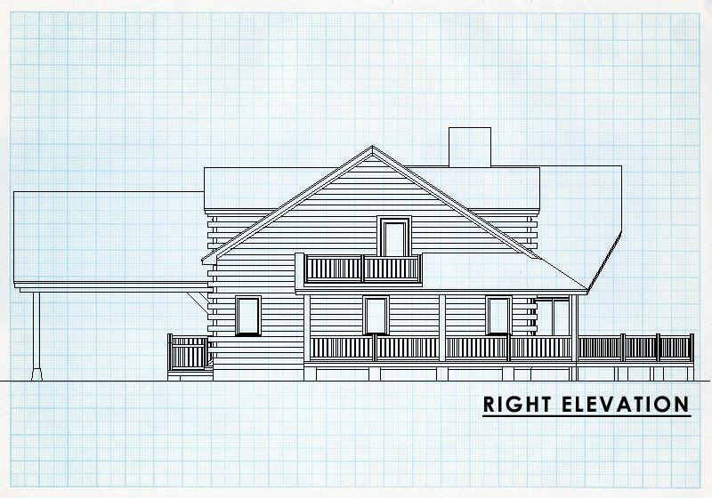 Log Home Design Plan and Kits for Big Sky | Big Sky eloghomes ...