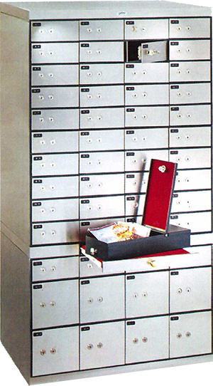 Bank safety deposit boxes for sale (With images) Boxes