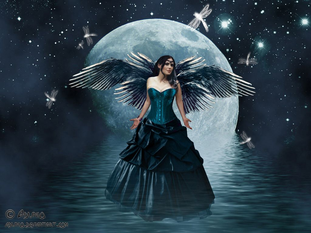 21 best faeries images on pinterest fantasy fairies faeries and image detail for moon fairy fairies wallpaper fanpop fanclubs