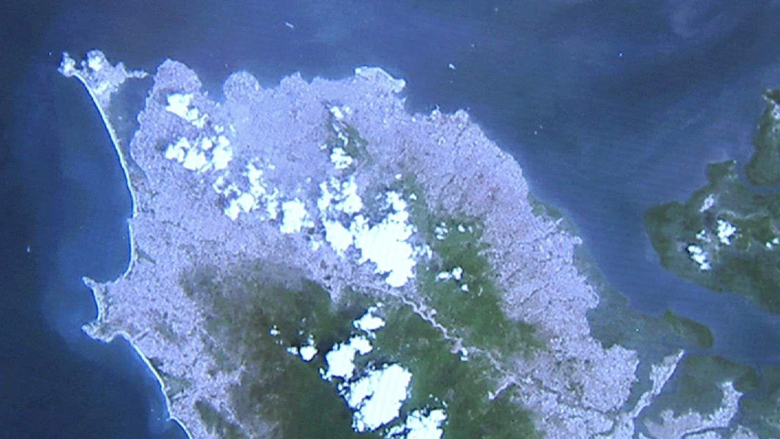 Satellites The Latest Weapon Against Ebola Sky news, Sky