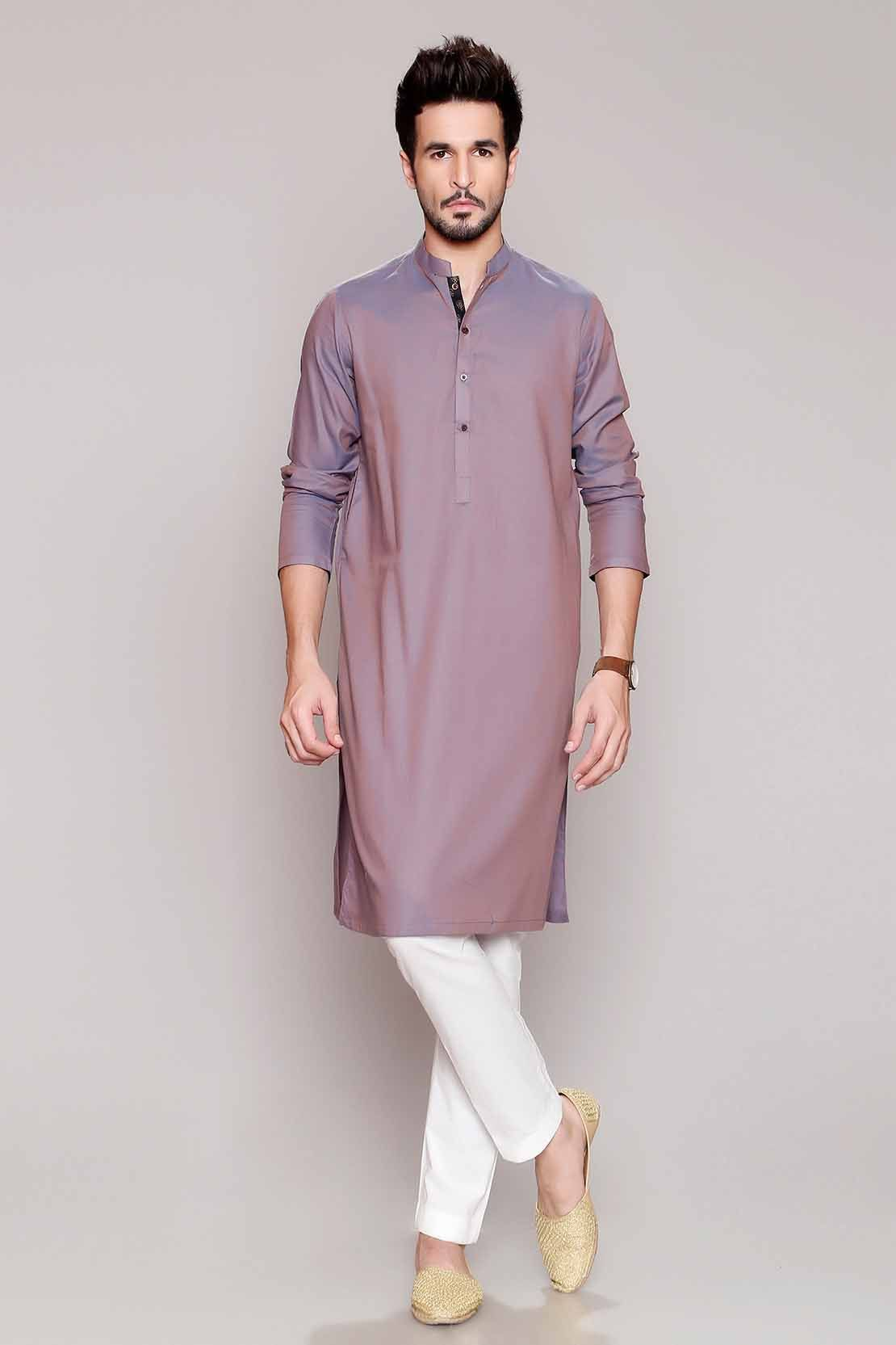 Latest Men Modern Kurta Styles Designs Collection 2018 19 By