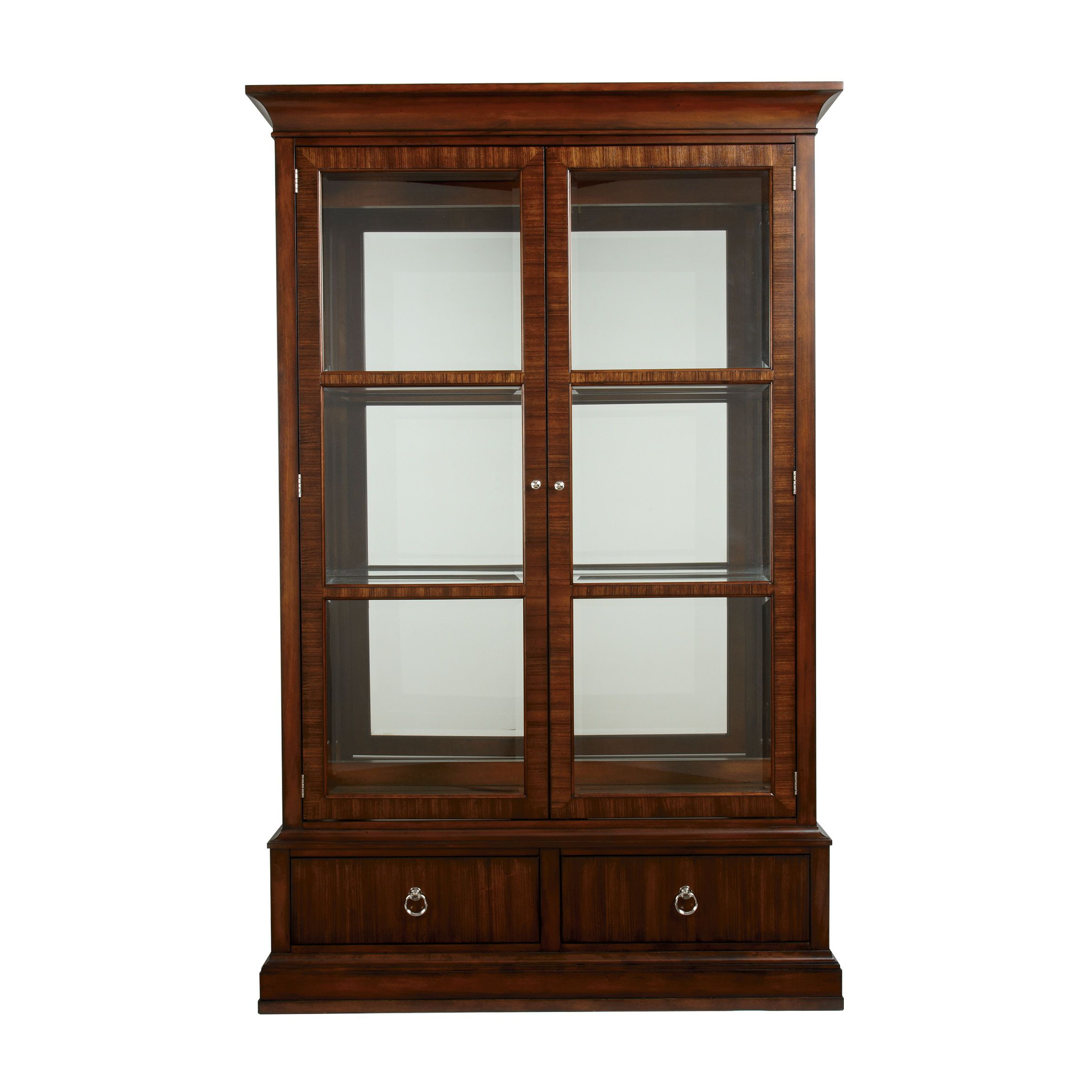 Ethan Allen Dining Rooms Brighton China Cabinet