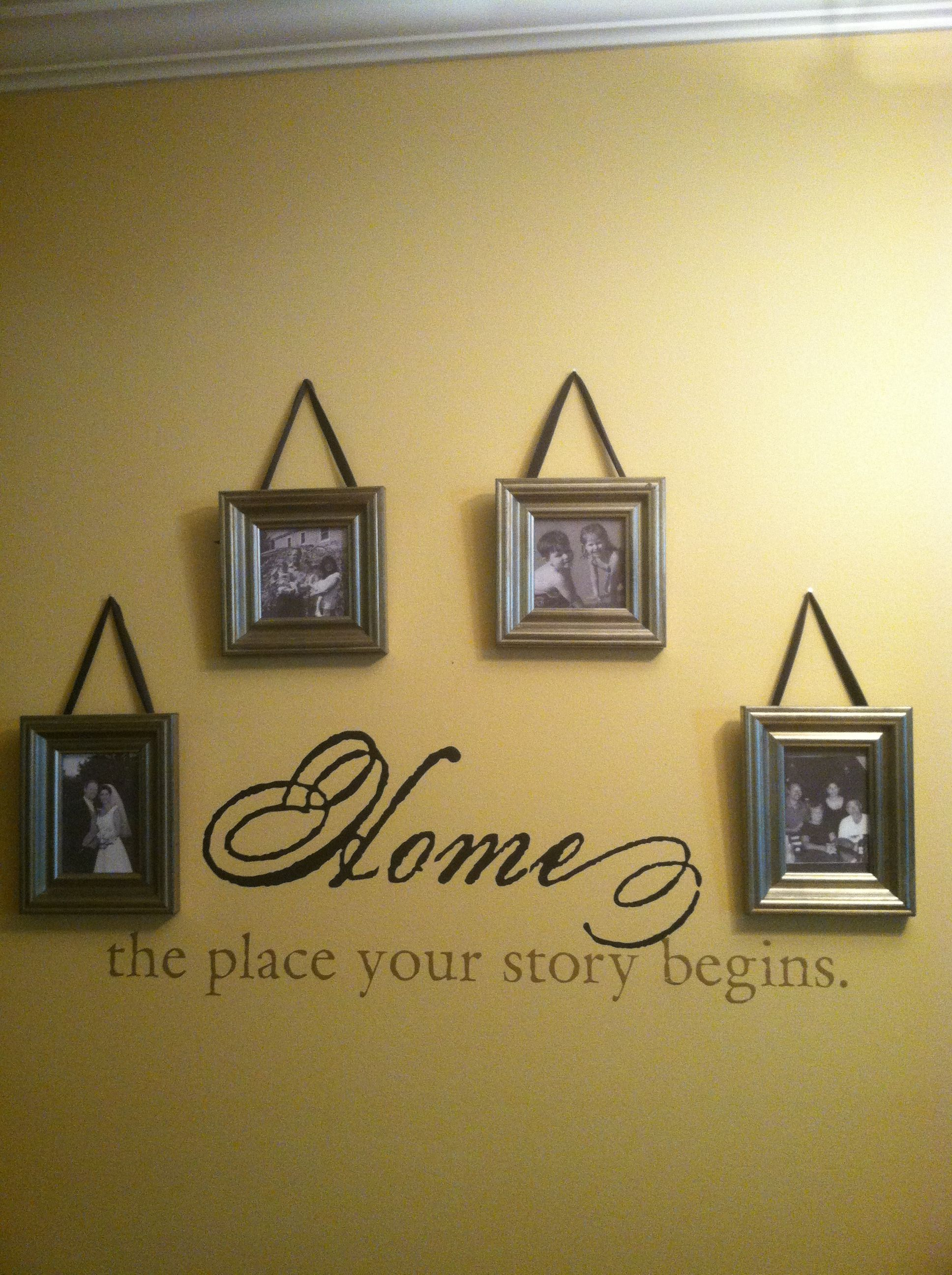 Beautiful Wall Decor Cricut Cartridge Ideas - The Wall Art ...
