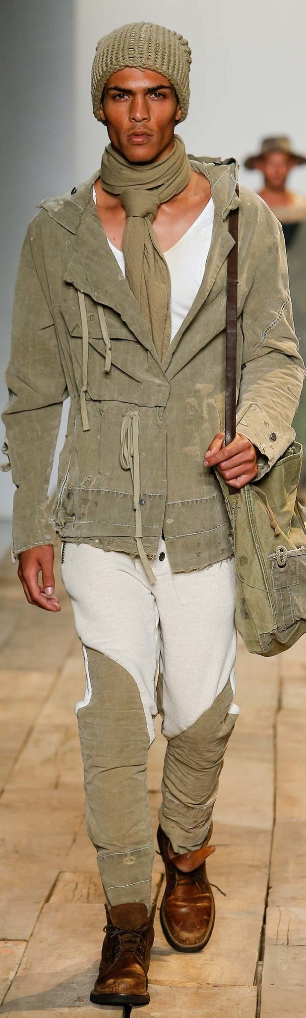 Greg Lauren - Spring 2016 Menswear