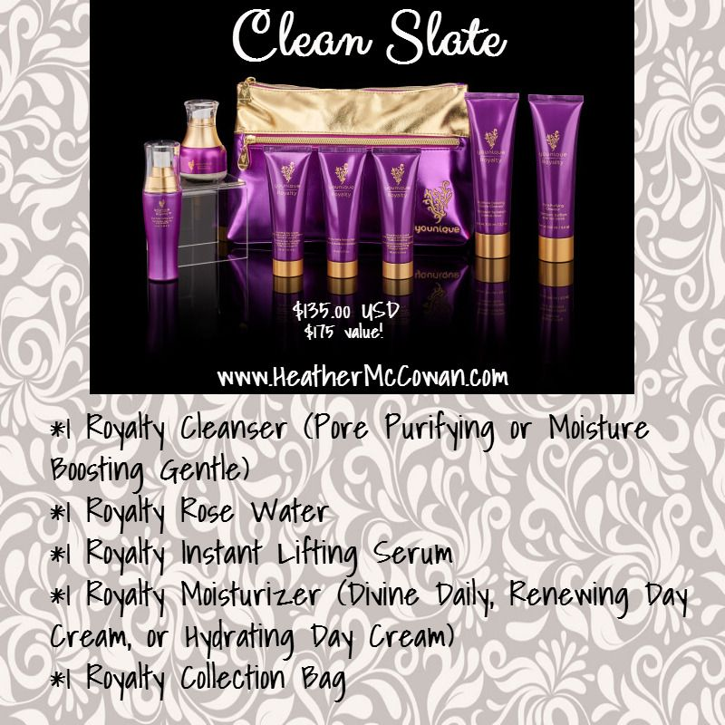 Clean Slate Collection <3  📲💻www.HeatherMcCowan.com 👉🏼Shop👉🏼Collections & Sets👉🏼Clean Slate