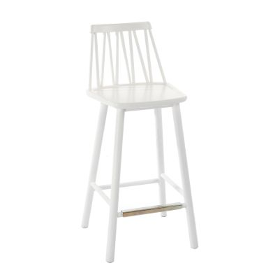 Zigzag barstol från Hans K | Barstol, Barstolar, Stolar