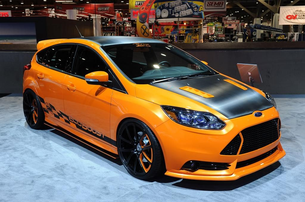 Ten Cheap Cars You Can Easily Modify To Be Fast Ford Focus ST - Cool cars you can get cheap