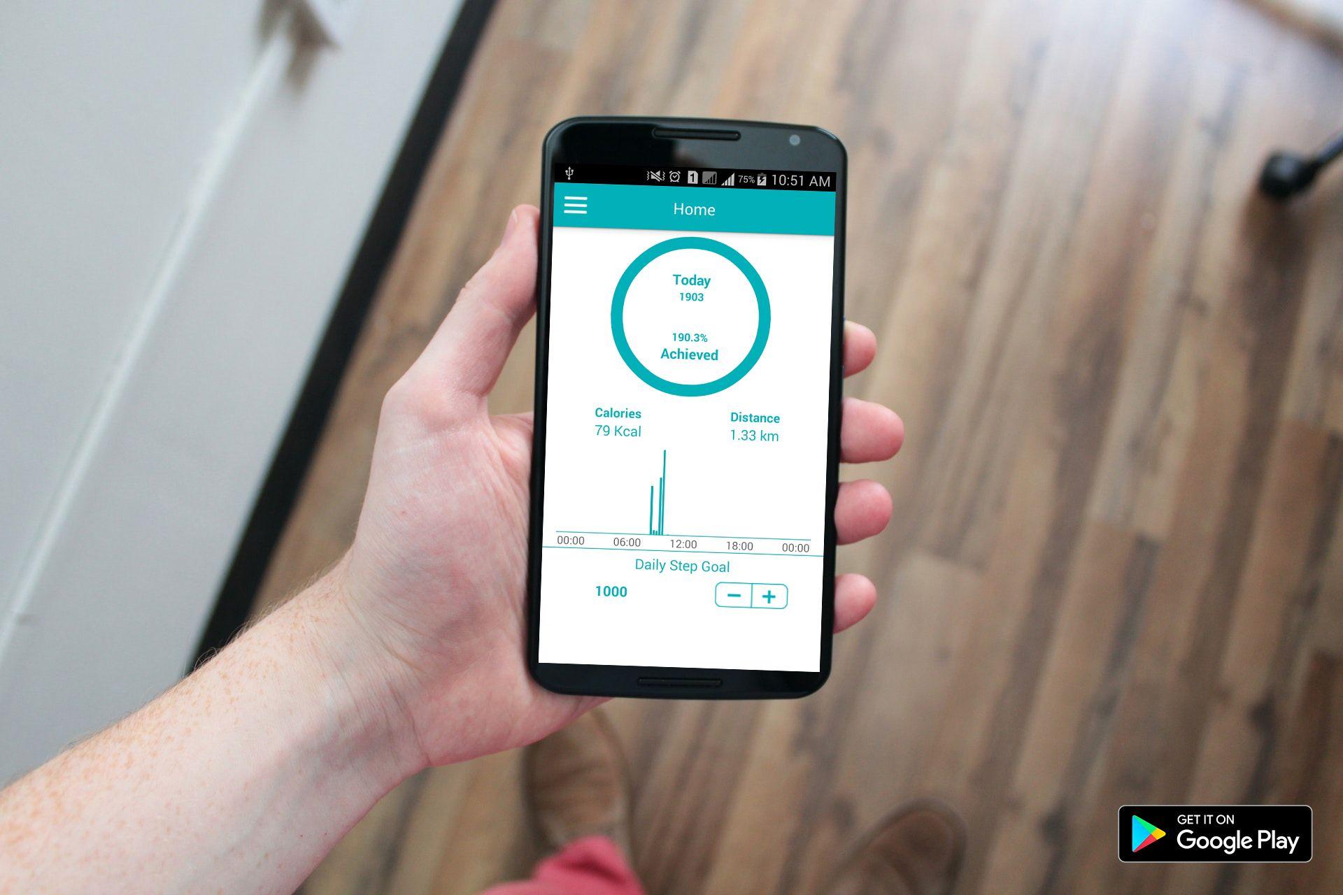 Pedometer Fitness Tracker Step Counter Fitness tracker