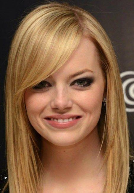 Shoulder Length Hair Square Face Wallpaper Cute Shoulder Length ...