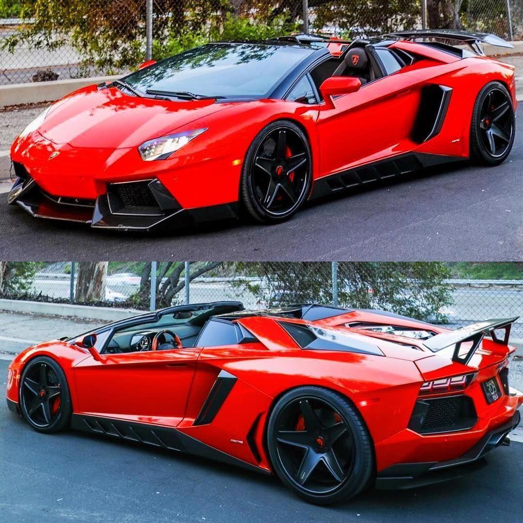 Novitec Lamborghini Aventador Roadster.. #LuxurySportsCars
