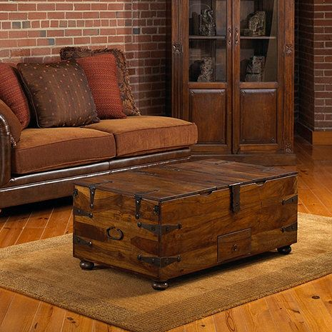 Thakat Bar Box Trunk Coffee Table In 2021 Coffee Table Trunk Coffee Table With Storage Chest Coffee Table