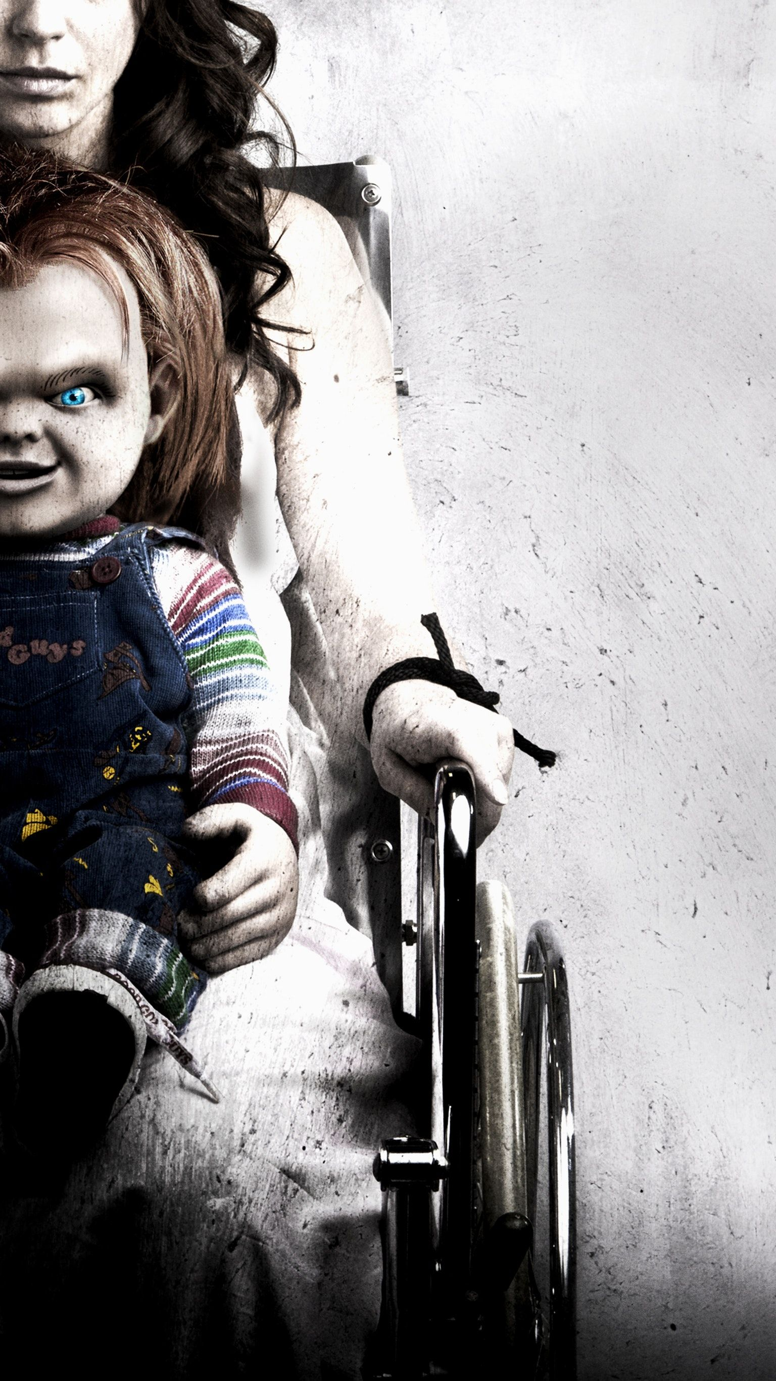 Curse of Chucky (2013) Phone Wallpaper en 2019 Películas