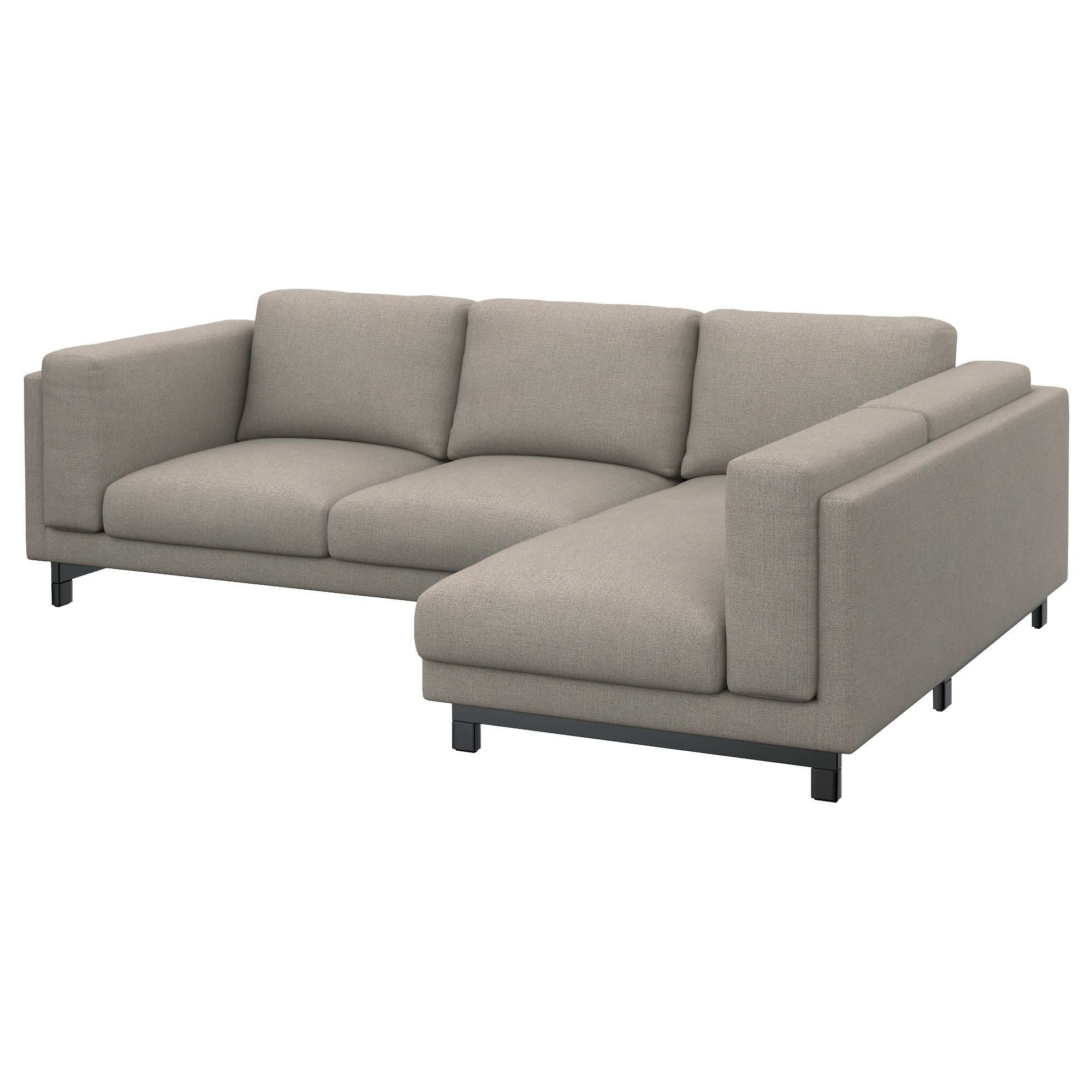 My Y Sofa Is Too Small For The Two Of Us Nockeby Loveseat With Chaise