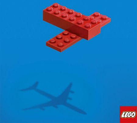 lego advertising