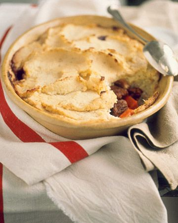 Shepherd's Pie with Rutabaga Topping - Martha Stewart Recipes