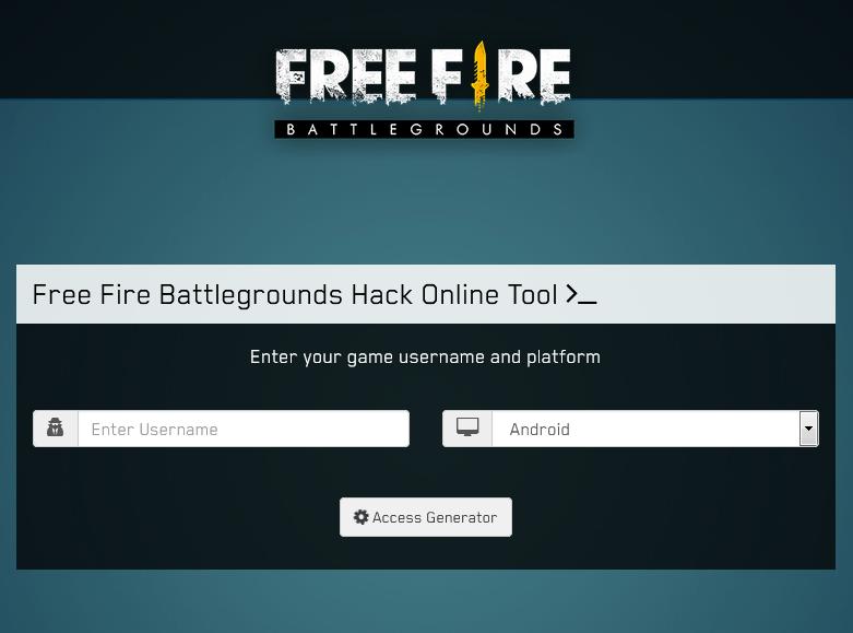 Free Fire Free Diamond Hack In 2020 Tool Hacks Android Hacks Download Hacks