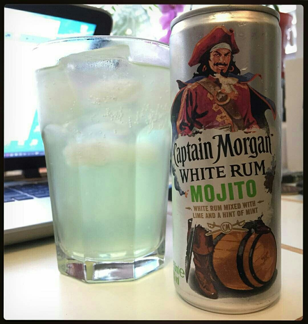Captain Morgan Mojito Rum Rum Mojito White Rum