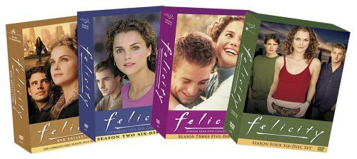 BIGWORDS com | Felicity - The Complete Seasons One Through