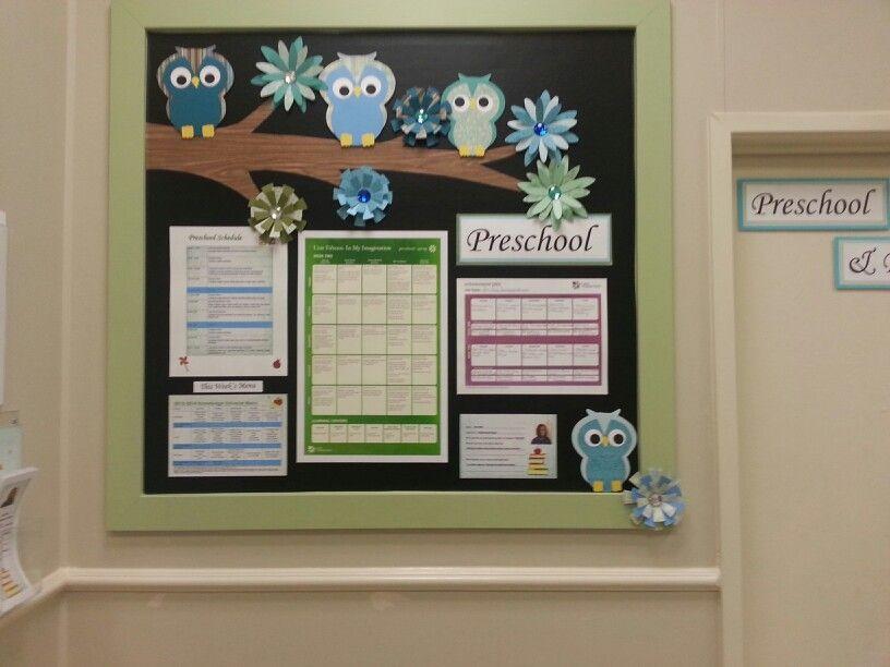 Parent board Parent board, Preschool, Nursery