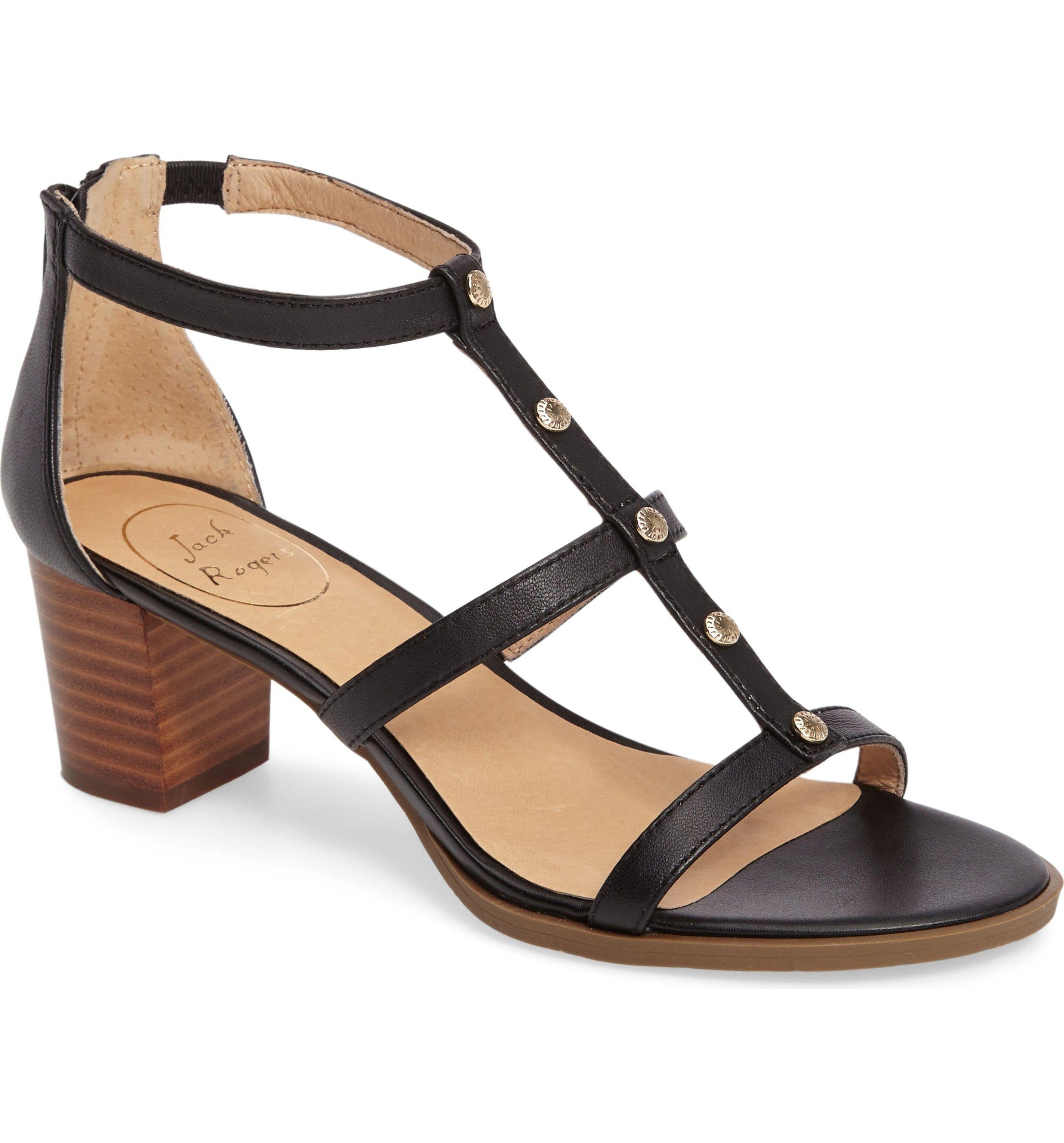 Main Image - Jack Rogers Julia Block Heel Sandal (Women)