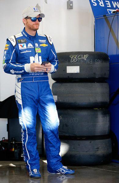 Dale Earnhardt Jr Photos Photos Las Vegas Motor Speedway Day 2