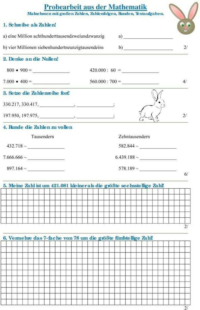 Arbeitsblätter Diagramme Lesen : Mathe probe klasse zahlenraum schule