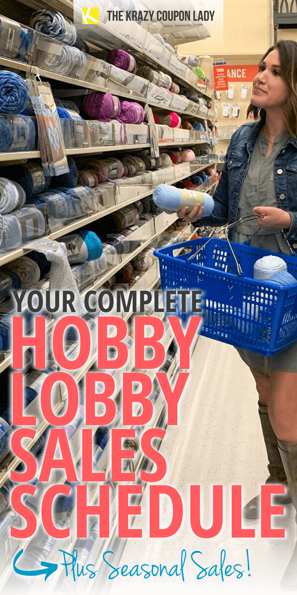 Photo of How to Know When Every Item at Hobby Lobby Goes on Sale