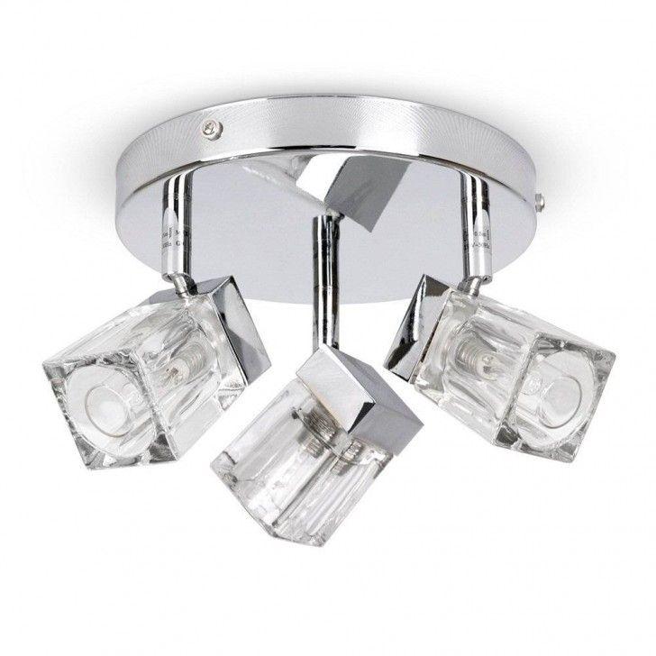 Chrome Bathroom Light Fixtures Bathroom Ceiling Light Bathroom