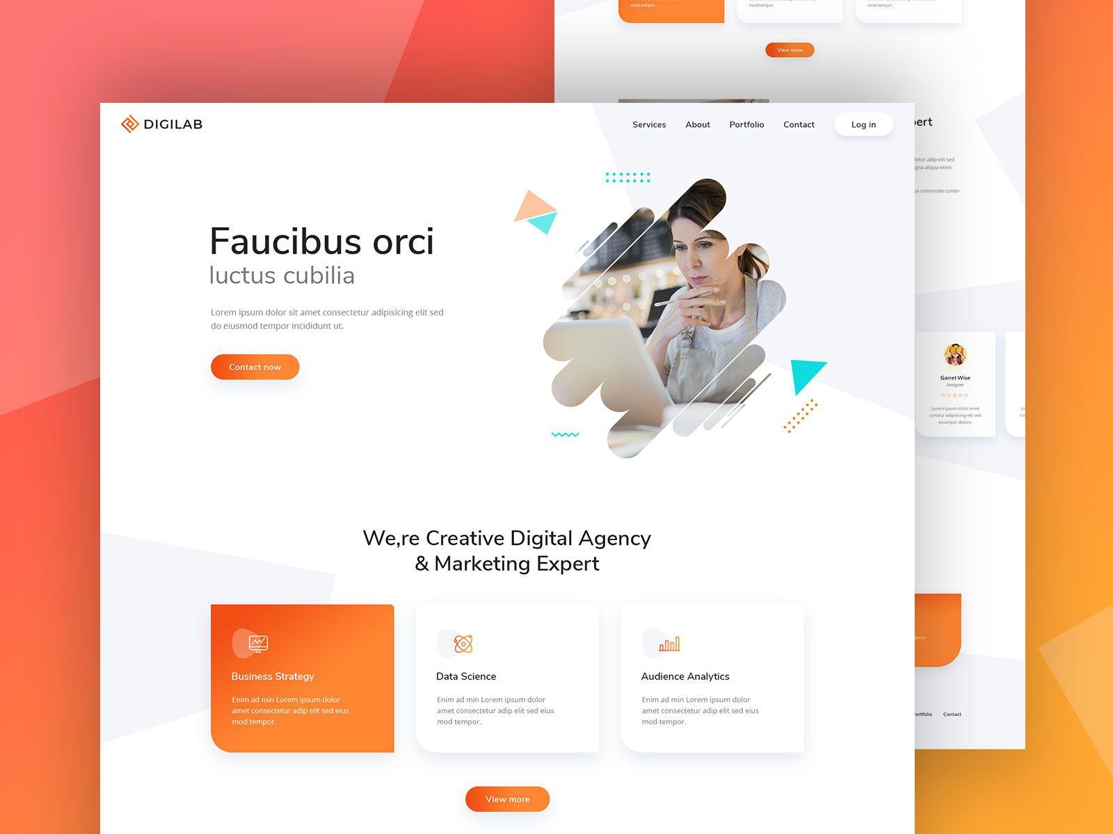 Digital Marketing Agency Digital Marketing Agency Web Development Design Food Web Design