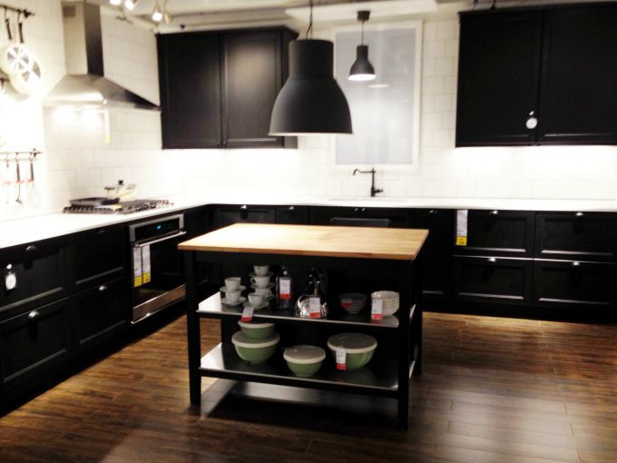how to design and install ikea sektion kitchen cabinets cuisines maison cuisine blanche et. Black Bedroom Furniture Sets. Home Design Ideas