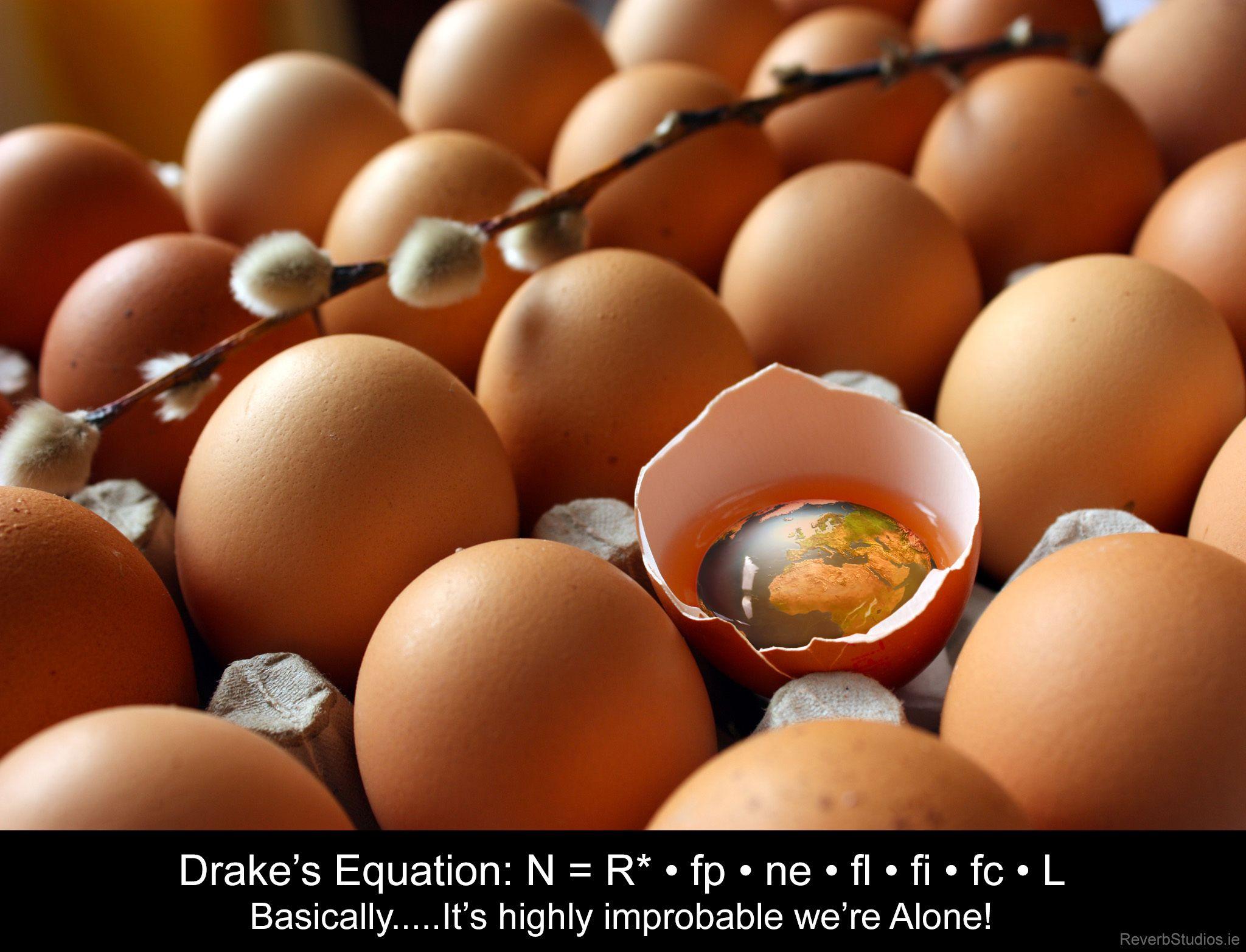 Drake's Equation..