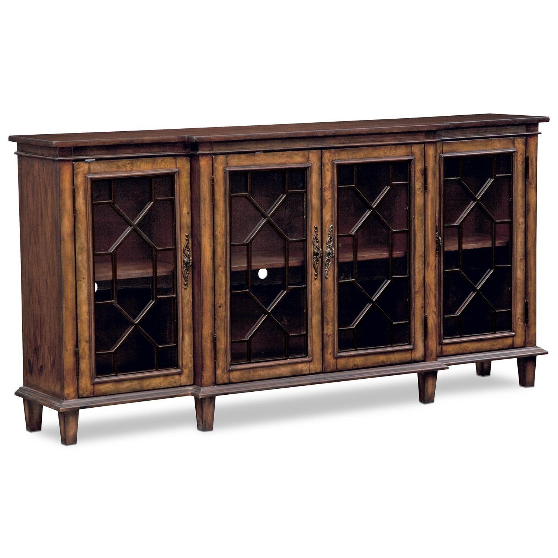 Nice Bordeaux Media Credenza | American Signature Furniture