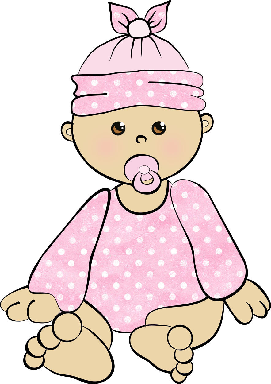 It's just a graphic of Exceptional Baby Girl Clip Art Free Printable