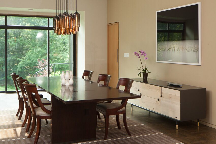 Updated Dining Room | everick brown design
