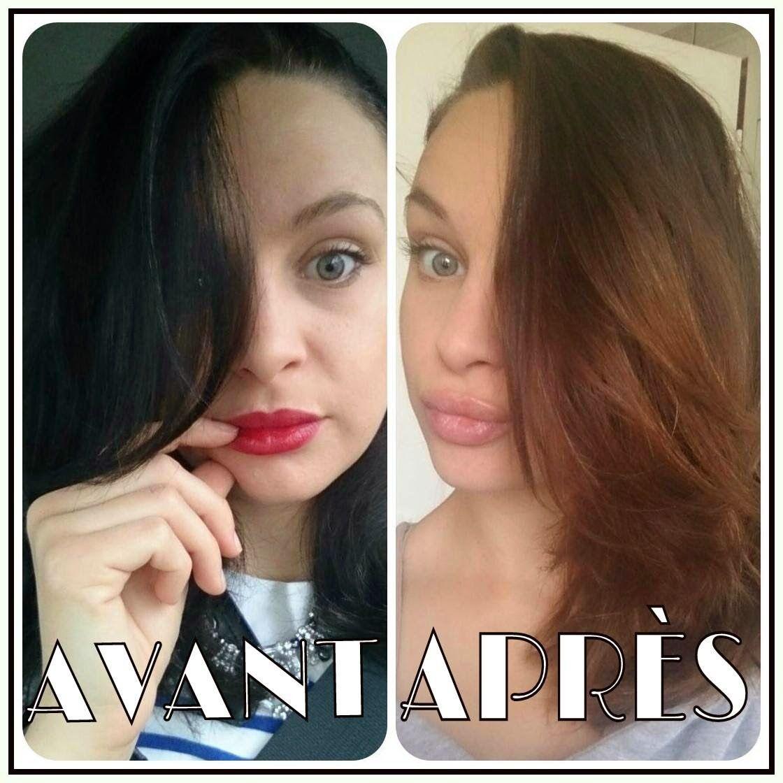Mon petit secret pour retirer une coloration | Décoloration, Cheveux, Coloration cheveux