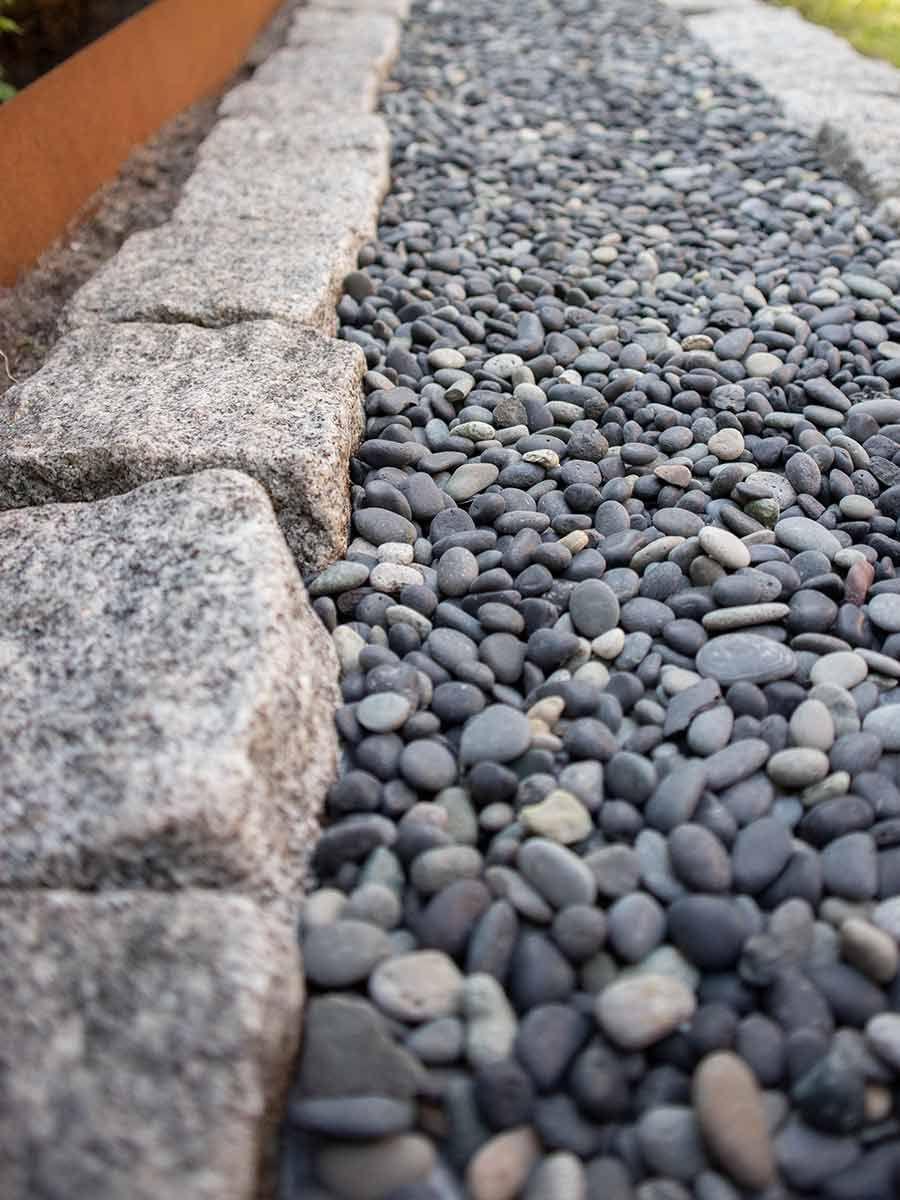 Tuin Stenen Kopen.Beach Pebbles Zwart Activiteiten Visuele Beperking In 2019